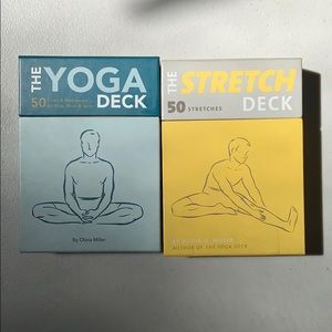 🦋Lot 2 The Yoga Deck & The Stretch Deck
